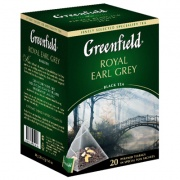 чай Greenfield Royal Earl Grey