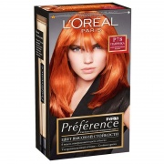 L'Oreal Preference Feria P78 Паприка